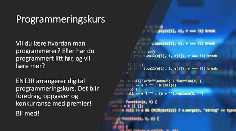 Programmeringskurs